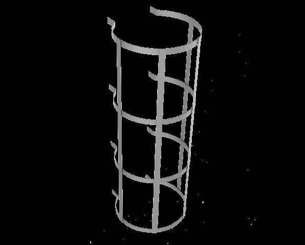 scala a gabbia